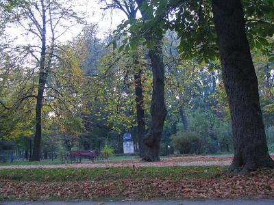 Parcul mare din Cluj-Napoca