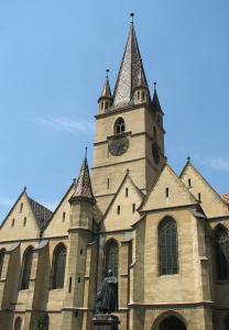 Biserica Evanghelica, Sibiu