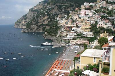 Positano, Coasta Amalfi, Italia