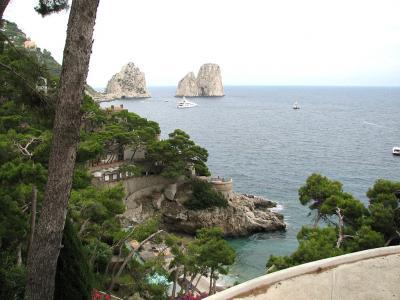 Faraglioni, Insula Capri