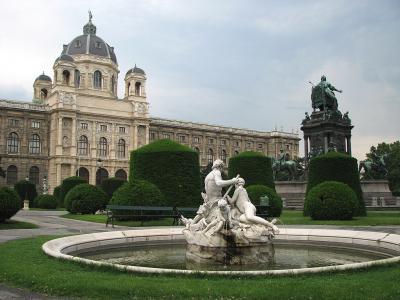 Muzeul National de Istorie Naturala, Viena, Austria