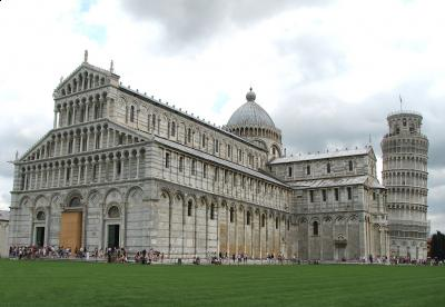 Catedrala si turnul din Pisa
