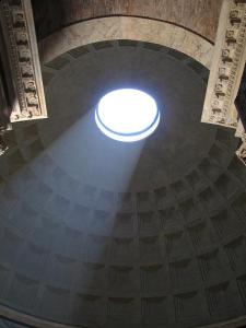 Oculus-ul Pantheon-ului, Roma