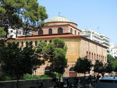 Salonic, Agia Sofia