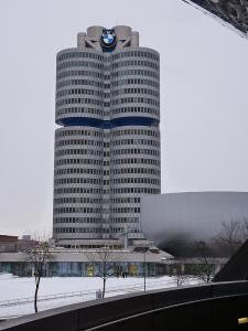 Cartierul general BMW, Munchen