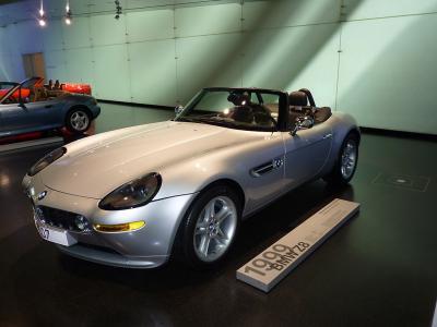 BMW Z8, Muzeul BMW, Munchen