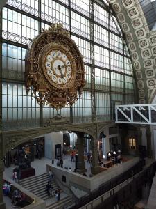 Paris - Muzeul Orsay