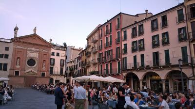 Padova - Piazza dei Signori