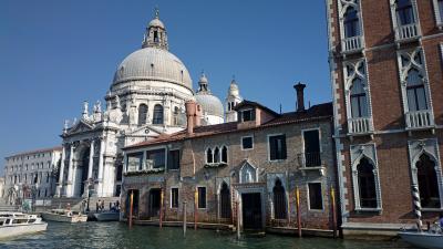 Santa Maria della Salute - Venetia, Italia